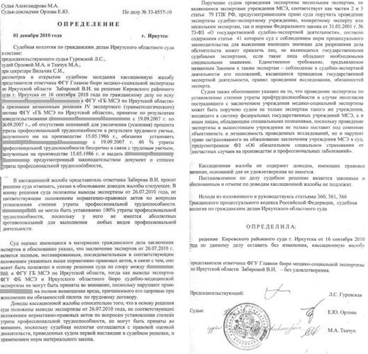 Мосгорсуд апелляционная инстанция по гражданским делам назначено к слушанию людей